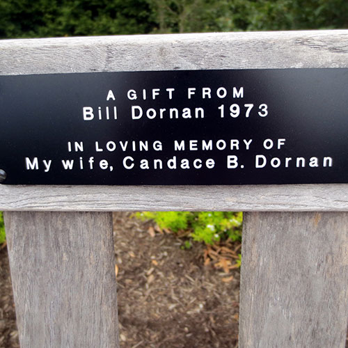 memorial commemorative gifts arboretum at penn state