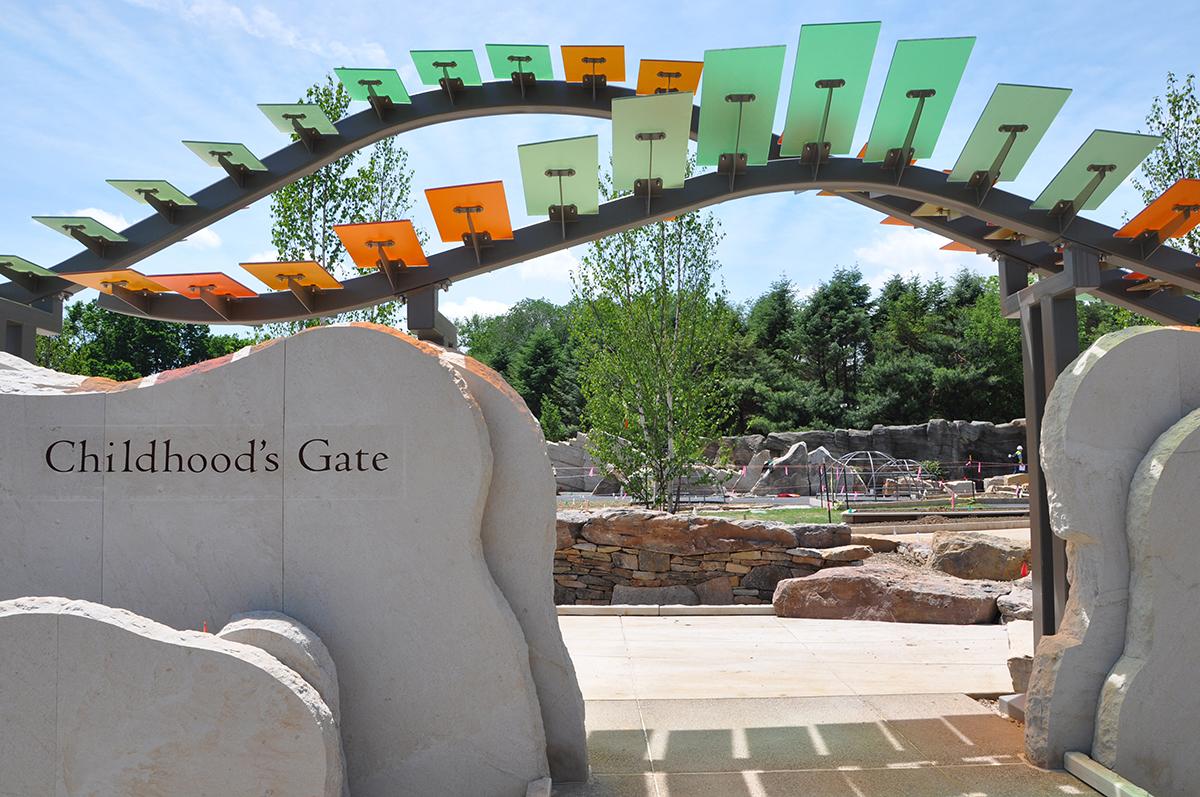 Childhood S Gate Children S Garden Arboretum At Penn State
