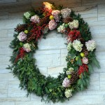 All natural wreath #2
