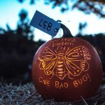 One Bad Bug Jack-o'-lantern